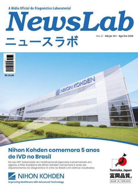 Revista Newslab Edição 161