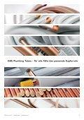 Plumbing Tubes Produktprogramm - KME - Seite 5
