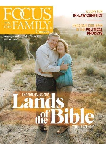 Focus on the Family Magazine - October/November 2020