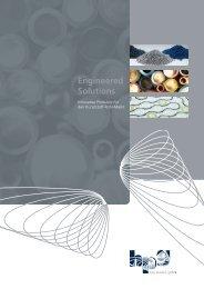 Engineered Solutions - hpg plastics