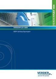 OEM-Schlauchpumpen - Chemie Technik