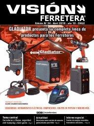 Revista Visión Ferretera Edic 34