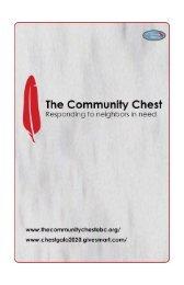 Community Chest Book