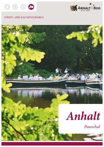 Anhalt - Dessau