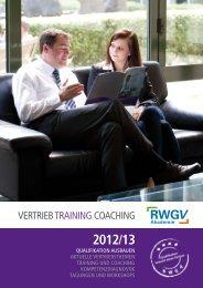 2012 - Rheinisch-Westfälische Genossenschaftsakademie