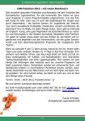 Gemeindebrief - Regenbogengemeinde - Page 7
