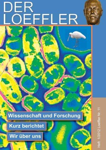 Der Loeffler Ausgabe 11/2012 - FLI