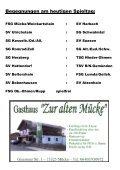 Heimspiel 07 - Das aktuelle Heft zu den Heimspielen - Weickartshain - Seite 6