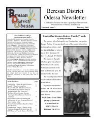 Vol 6 Issue 3 - GRHS Home Page