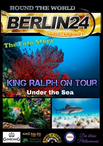 Under the Sea - King Ralph Foto Story