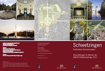 Schwetzingen - Schlösser-Magazin