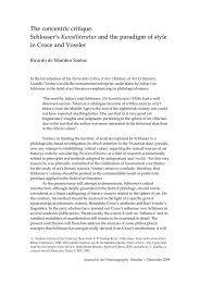 Kunstliteratur - Journal of Art Historiography