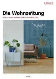 Wohnzeitung Herbst 2020 Zieger