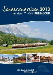 Lesen - AKE Eisenbahntouristik