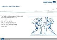 W.Schlosser, J.Wach, P.Berger - Schienenfahrzeugtagung Graz