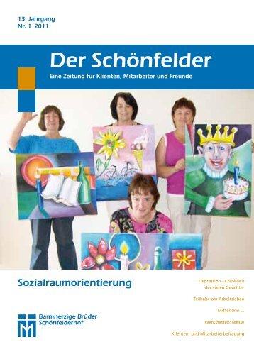Notizzettel - Barmherzige Brüder Schönfelderhof