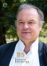Bernd Schmidt bei »Berater erleben«