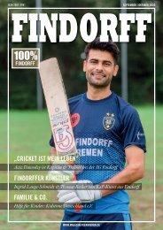 FINDORFF Magazin | September - Oktober 2020