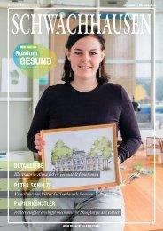 SCHWACHHAUSEN Magazin | September-Oktober 2020