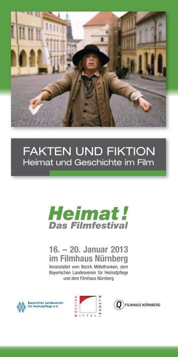Heimat ! Das Filmfestival - Bezirk Mittelfranken
