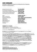 DeR VORnAMe - Badisches Staatstheater - Karlsruhe - Seite 2