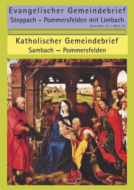 Wussten Sie schon - Dekanat Bamberg