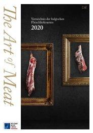 Belgian Meat Office - The Art of Meat