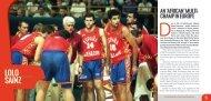LOLO SAINZ_31 Masterminds of European Basketball