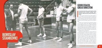 BORISLAV STANKOVIC_31 Masterminds of European Basketball