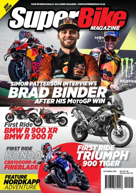 SuperBike Magazine September 2020