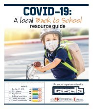 Mountain Times - Covid-19 Back to School Resource Guide - Sept. 09, 2020