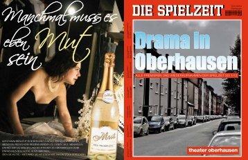 Gott - beim Theater Oberhausen