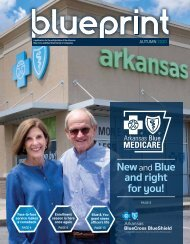 Blueprint magazine -- AUTUMN 2020