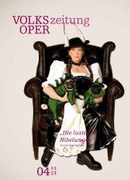 Die lustigen Nibelungen - Volksoper Wien