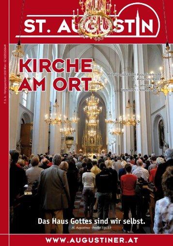 Kirche aM Ort - 1., Pfarre St. Augustin