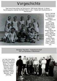 Chronik von 1946 - 1962 (0,8 MB) - HSV - Birnfeld