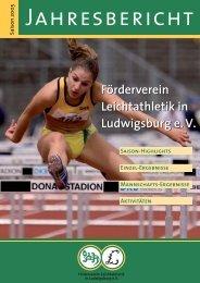 Jahresbericht 2005 - LAZ Salamander Kornwestheim-Ludwigsburg