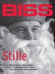 Feierlich Der Nikolaus bei Obdachlosen Schweigsam Ein ... - Biss