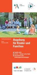 Augsburg für Kinder und Familien - Agita