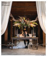"Real Weddings Magazine's ""Totally Cray in Love"" Styled Shoot - Fall 2020 - Featuring some of the Best Wedding Vendors in Sacramento, Tahoe and throughout Northern California!"