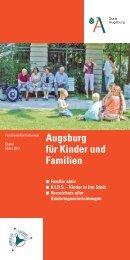 Augsburg für Kinder und Familien - Kinderbetreuung in Augsburg ...