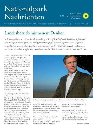 Nationalpark Nachrichten - Nationalpark Wattenmeer