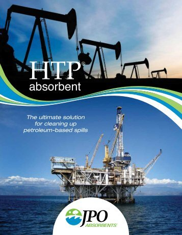 HTP-130 - JPO Absorbents