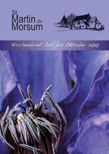 St. Martin zu Morsum