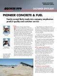 sidewalk grading systems pioneer concrete & fuel - Modern ... - Page 4