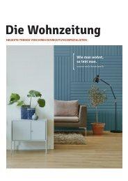 Wohnzeitung Herbst 2020 Neutral