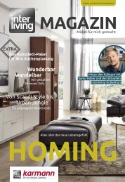 Interliving Magazin Nr. 05