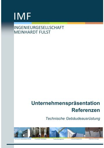 imfingenieurgesellschaft - CONIMAGE - Werbeagentur Hannover