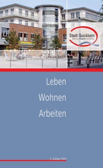 Leben Wohnen Arbeiten - Stadt Quickborn