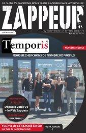 Le P'tit Zappeur - Niort #118